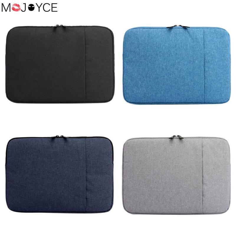 Handbag Laptop Computer Shock-Absorber Waterproof Casual Nylon Wild-Tablet-Bag Abrasion
