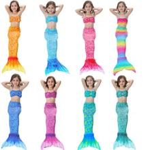 Children Mermaid Swimming Suit Mermaid Tail Swimming Suit Mermaid Clothing Swimming Suit Bikini Swimming Suit Female swimming