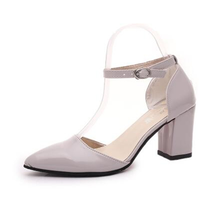 Aliexpress.com : Buy spring of the new single patent leather shoes ...