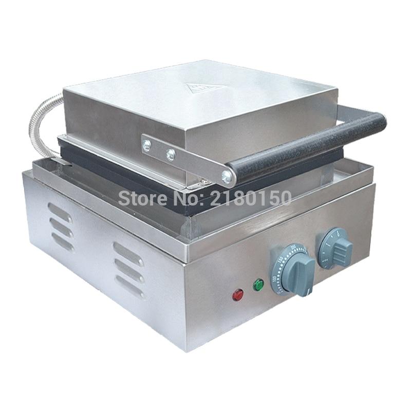 Elettrico a Forma di Cuore Stampo Waffle Maker Mini Plaid Torta Che Fa La Macchina Forno di Riscaldamento Della Macchina FY 215 - 5