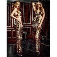 9959 Women Sexy Lingerie Hot Leopard Nightwear Bodystocking Women Babydoll Chemise Sexy Leopard Lingerie Halloween Costumes
