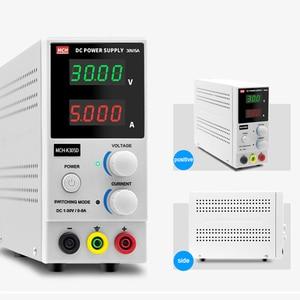 MCH K305D Adjustable DC Power Supply 30V 5A Switching Power Supply Phone Repair Voltage Regulator 110V 220V Lab Power Supply|Switching Power Supply| |  -