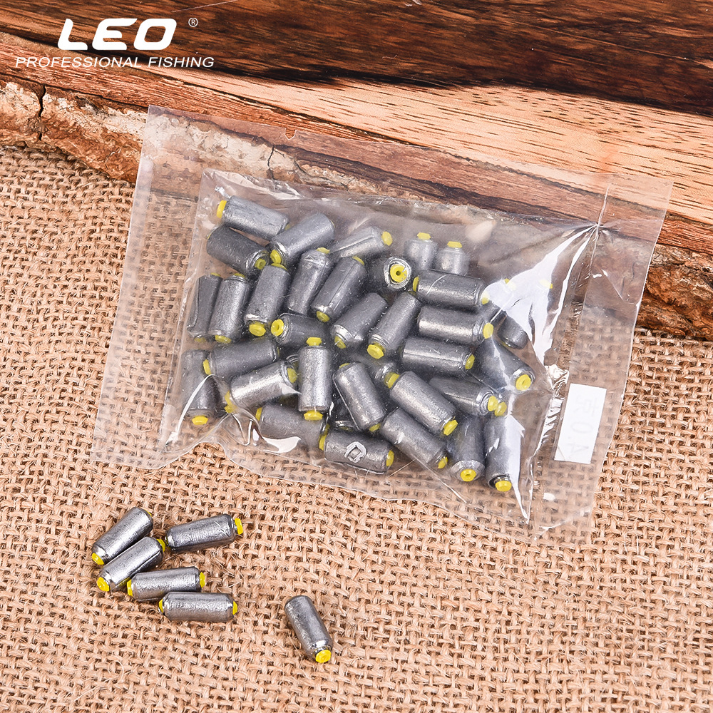 10pcs/lot 1g 1.5g 2g 2.5g 3g 3.5g 4g Fishing Lead Sinker Rods Plumb Pendant Artificial Circle Fast Lead Lure Fishing  Tackle