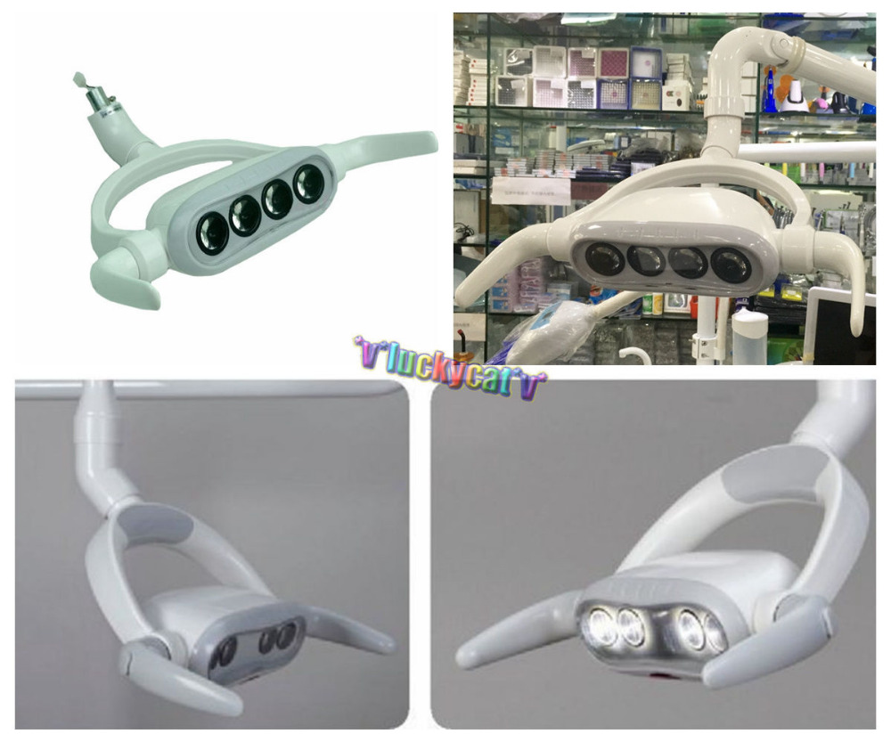 Dental LED Oral Light Lamp For Dental Unit Chair Ceiling Type Oral Light CX249 4
