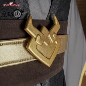 Image 5 - Uwowo anime grandmaster do cultivo demoníaco mo dao zu shi adolescente ver nie ming jue cosplay traje
