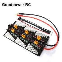 PL8 PL6 зарядное устройство icharger 308/3010/4010 duo cellpro XT60 баланс зарядного устройства доска 8 s и устройство заряда 6 компл. элементов питания