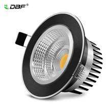 Super Bright LED Downlight COB 5W 7W 9W 12W Ceiling recessed Lights Spot Light Dimmable Indoor Lighting