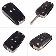 Car Key Shell Remote Control Folding Case-Flat 3 Buttons For Yinglang XTGT New Regal Regal футболка dc bloomington red regal rags