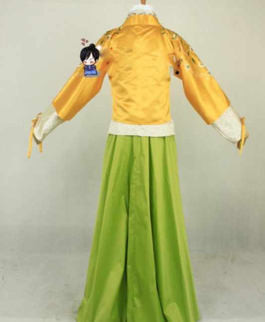 ee7b31a77 ... Women Hanfu Costume Clothes Ming Dynasty Princess Costume TV Play Jin  Yu Liang Yuan Perfect Couple