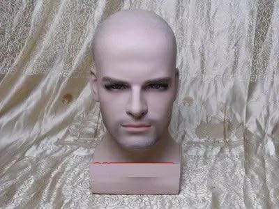 Men Head Fiberglass Mannequins Display Head Male Mannequin Paspop Hairdress Wig Hat Caps Glasses Scarf Show chifres malevola png