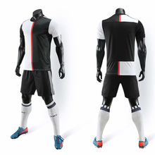 19-20 Summer Adult and Children Short Sleeve Football Jersey Sportswear Set Team Competition Suit Training Custom