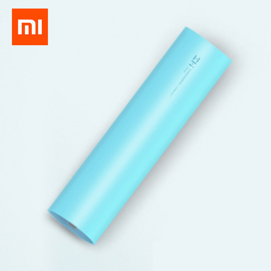 Original Xiaomi ZMI Full 3000mAh Power Bank Rechargeable MINI Portable 18650 Batteries for Xiaomi iPhone Android Smartphone чехол для iphone 7 объёмная печать printio голубой тигр фэнтези
