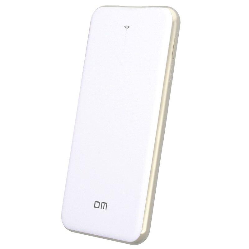 Dm wfd028 wireless usb flash drives 32 gb 64 gb 128 gb con 5000 mah banco de la
