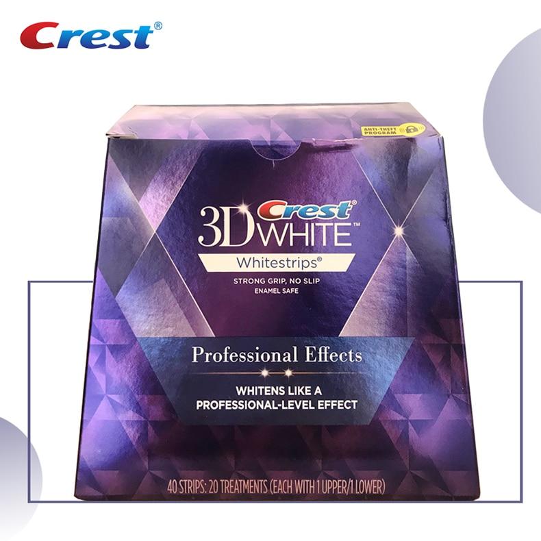 סנסציוני קנו היגיינת הפה | Crest 3D White Whitestrips LUXE Professional EL-86