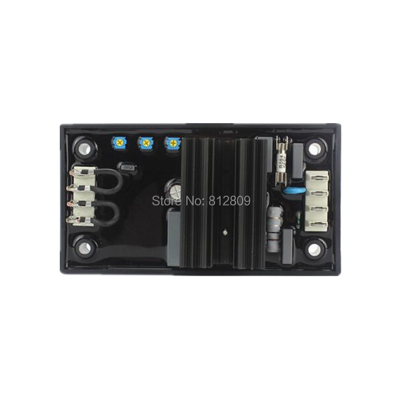 High quality R230 3 phase avr generator voltage regulator 2PCS /lot generator avr r230