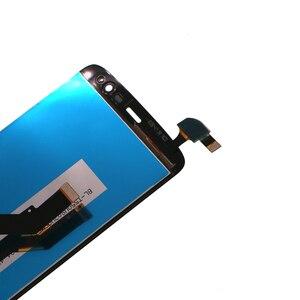 Image 4 - 5.5 inç LCD ekran için ZTE V8 PRO LCD cep telefonu aksesuarları Için ZTE Z978 dijital ekran 100% test iyi