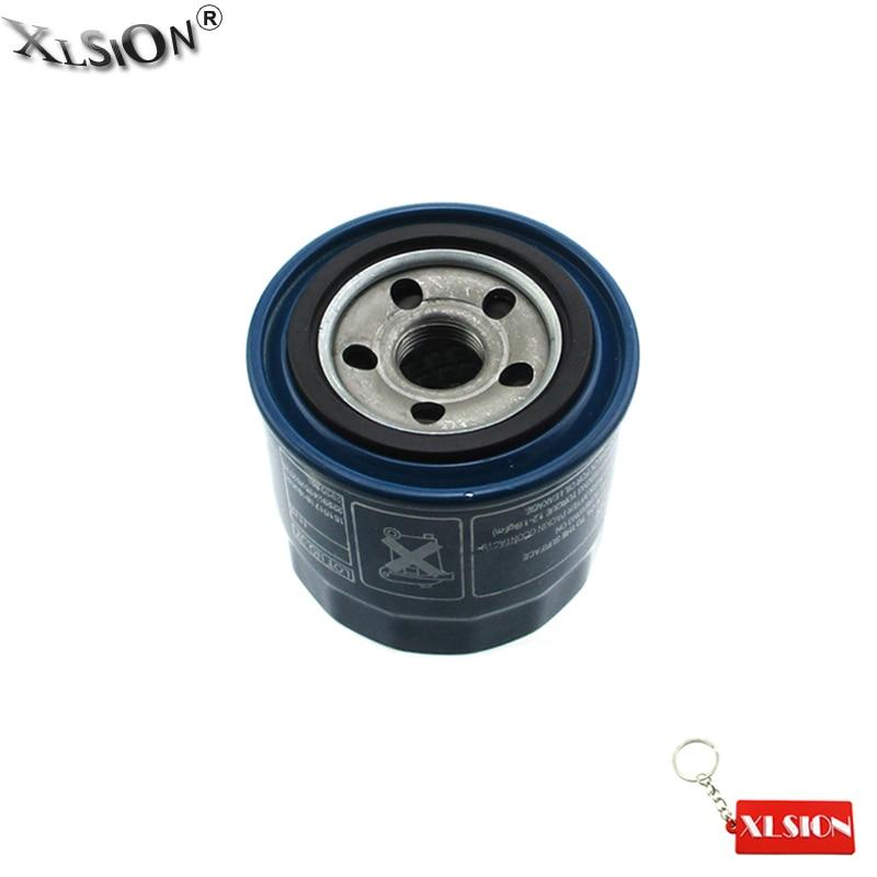 Xlsion Aftermarket Oil Filter 26300 35500 Fits 1986 2017 Hyundai Accent Elantra Sonata Kia Optima