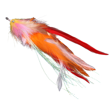 14cm/5.51inch Dry Flies Fly Fishing Kit Bass Salmon Trouts Floating/Sinking Assortment Lure accessories