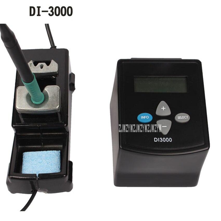 DI3000 cyfrowy wyświetlacz stacja lutownicza wysoka wydajność inteligentna bezołowiowa stacja lutownicza 110 V/220 V 75W 200 ~ 450 stopni