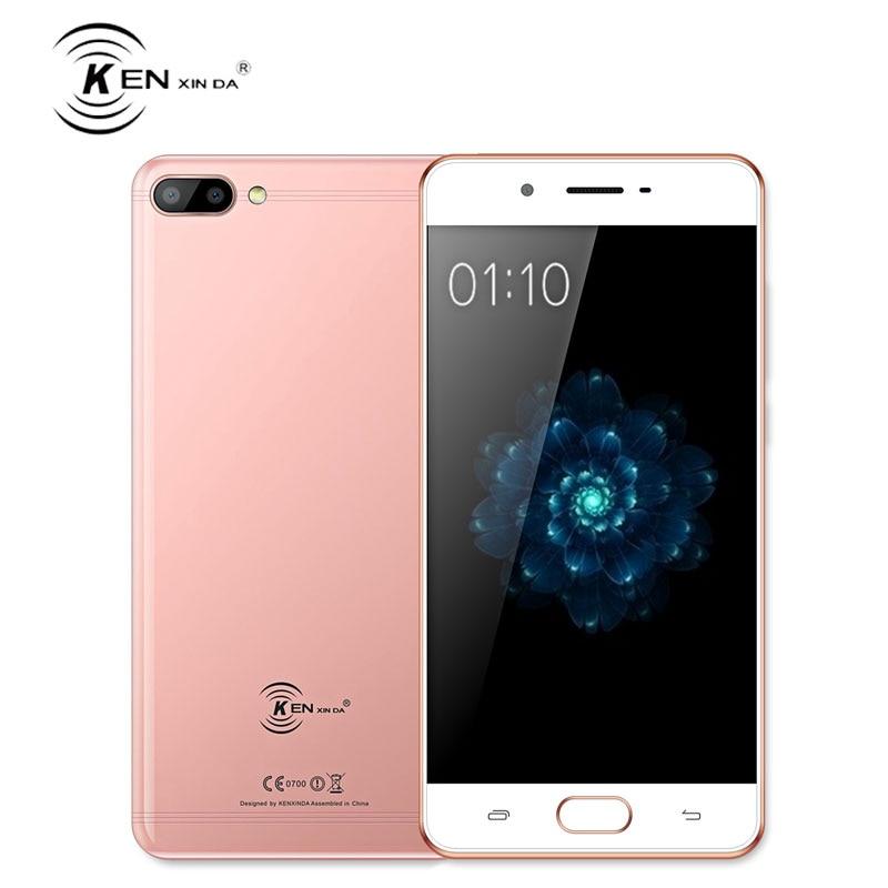 Global Rom 5 0 Inch Smartphone Fingerprint 3GB RAM 32GB ROM Android 7 0 Quad Core