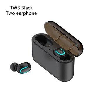 Image 4 - IPX5 su geçirmez bluetooth kulaklık 5.0 kablosuz Stereo sporcu kulaklığı gürültü oyun kulaklık güç kaynağı Tws sh *
