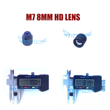 HD mini camera M7- 8MM Pinhole lens for cctv video surveillance camera CCD/CMOS/IPC/AHD IP Cctv Camera DIY Module Free shipping