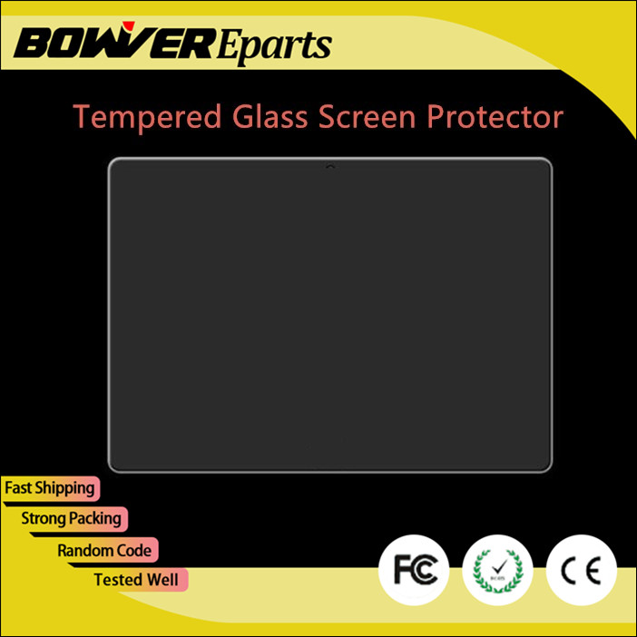 10.1 Inch/10 Inch Universal Tempered Glass Screen Protector Tablet Protective Film With Safely Box Size Glass Size:235*165mm