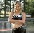 2016 Beyonce HIEDRA PARQUE Letter Print Summer Womens Tank Tops Sexy camisa corta Chaleco Sin Mangas Ocasional Flaco Bra Top Para Las Mujeres R251