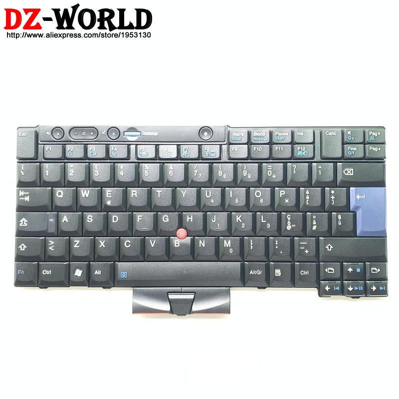 IT Italy Keyboard For Lenovo Thinkpad T410 T420 X220 X220i T410S T420S T510 T520 W510 W520 Teclado 45N2158 45N2088 45N2228 I