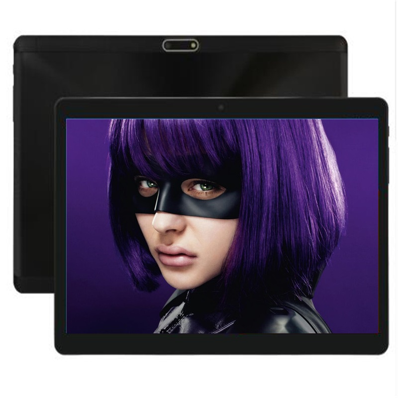 4G LTE Tablet Octa-Core 10inch Kids Android 8.0 4GB-RAM 1280x800 3G 128GB Sim-Card Dual-Cameras