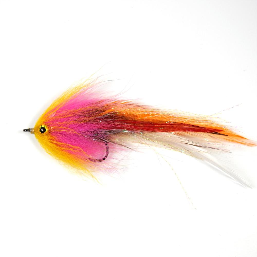 5cm hook//tube trout salmon steelhead pike fly fishing streamer flies VGCA