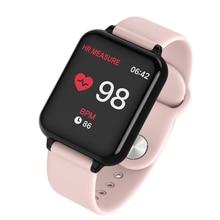 5073849a0b6 Homens Mulheres Smartwatch 1.3 IPS Monitor de Freqüência Cardíaca Relógio da  Pressão Arterial para Huawei Samsung xiaomi telefon.