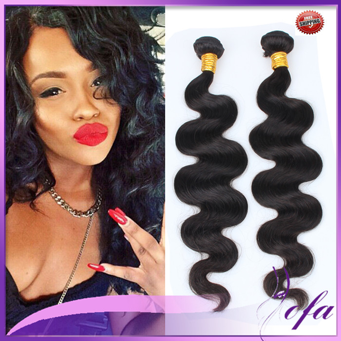 Affordable Indian Virgin Hair Body Wave 34 36 Inch African American