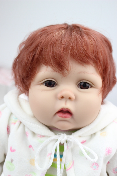 22inch 55CM Simulation Doll Reborn Baby Dolls Silicone Vinyl Dolls Realistic Lovely Baby Gift Princess Lifelike Brinquedos22inch 55CM Simulation Doll Reborn Baby Dolls Silicone Vinyl Dolls Realistic Lovely Baby Gift Princess Lifelike Brinquedos