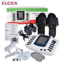 ELERA Stimulateur Musculaire Électrique Body Relax Slimming Massager massage pulse dizaines Acupuncture Thérapie Machine