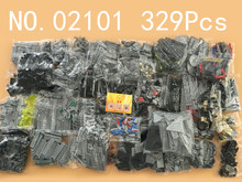 02101 329Pcs City Series The Mining Heavy Driller Set Building Blocks Bricks Compatible with 60186 Toys Gifts lepin