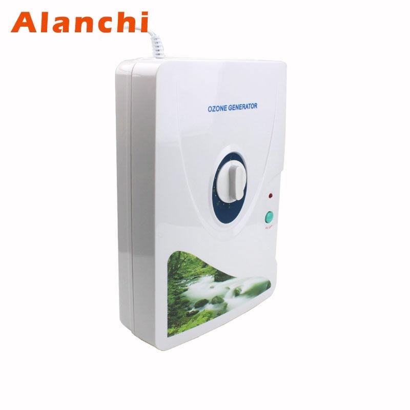 Ozone Luftreiniger Ozongenerator Ozonisator Sterilisator 600mg//h Digitaler Timer