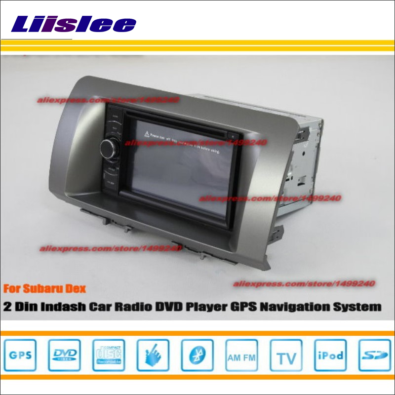 Liislee For Subaru Dex 20062012 Car Radio Stereo Cd Dvd Player Gps Rhaliexpress: 2006 Subaru Tribeca Radio At Gmaili.net