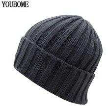 2016 Arrival Beanies Women Knitted Hat Men Winter Hats For Women Bonnet Caps Gorros Warm Moto Sports Ski Wool Winter Beanie Hat