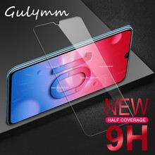 For Huawei Y6 Y7 Y9 P Smart 2019 Glass On P20 P30 Protective Honor 7A 7C 8A 8C 8X 8S Glas Screen Tempered 9H