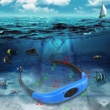 D'origine de Haute Qualité Sport Étanche IPX8 8 GB Natation Surf Sous-Marine MP3 Lecteur FM Écouteurs Casque Casque