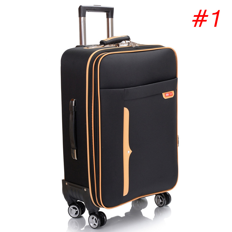 Suitcase Large Wheels | Luggage And Suitcases