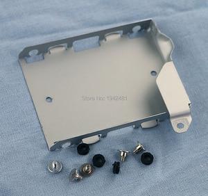 Image 4 - OCGAME Đĩa Cứng khoang Ổ Đĩa Cơ Sở HDD Tray Bracket Gắn Hỗ Trợ chủ cho Playstation 4 PS4 PS 4 Super Slim Với các Ốc Vít