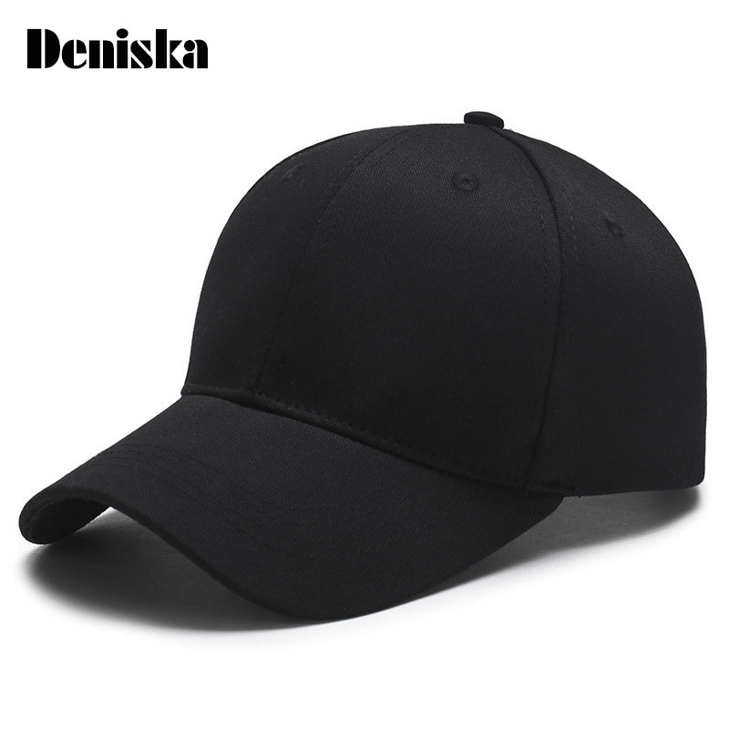 2017 Black Cap Solid Color Baseball Cap Snapback Caps Casquette Hats Fitted Casual Gorras Hip Hop Dad Hats For Men Women Unisex туши kiss kiss тушь для бровей dark brown eyebrow mascara rbm02