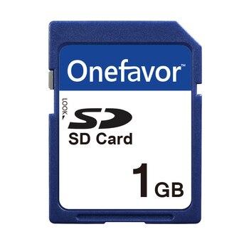 Большая Акция, sd-карта с реальной емкостью, 1 ГБ SDHC, 1 Гб, sd-карта трансфлэшка, высокоскоростная Стандартная карта флэш-памяти для камеры