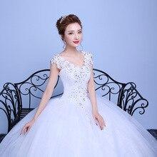 Кружевное свадебное платье с кристаллами для беременных женщин; цвет красный, бежевый; свадебное платье; Vestido De Noiva Casamento Civil