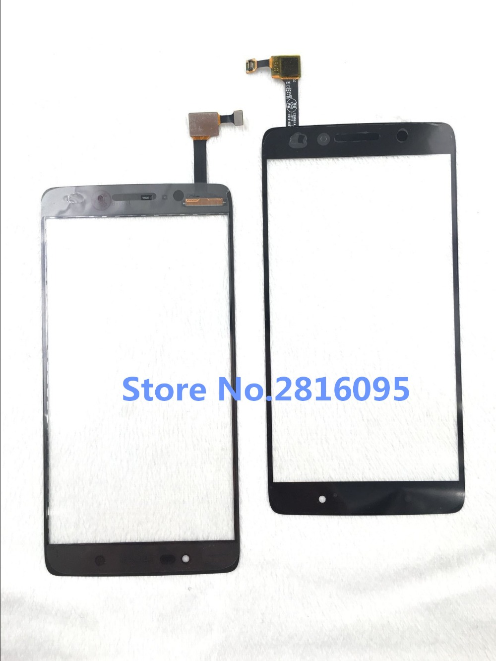 US $6 86 10% OFF|Touch Screen For Alcatel One Touch Idol 4 OT6055K 6055H  6055B 6055P 6055Y OT 6055 6055K TouchScreen Digitizer Front Glass Panel-in