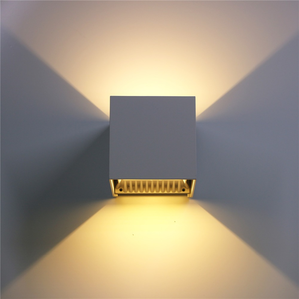 20W Led Wall Light Outdoor Waterproof IP65 Wall Lamp Modern LED Wall Lights Indoor Wall Sconce Porch Patio Garden Lights BL-34 waterproof wall lamp led aluminum outdoor wall lamp up down light porch lights 6w led garden lights indoor wall sconce 220v bl31