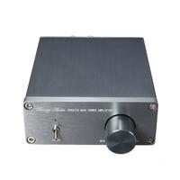 2016 High Quality Breeze Audio HIFI Class 2 0 Stereo Digital Amplifier TPA3116 Advanced 50W 50W