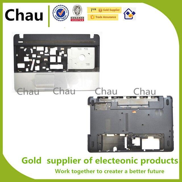 חדש עבור Acer E1 571G E1 531G E1 521 E1 531 E1 571 Q5WPH Q5WT6 NV55 NV57 Palmrest כיסוי עליון תחתון מקרה בסיס AP0NN000100